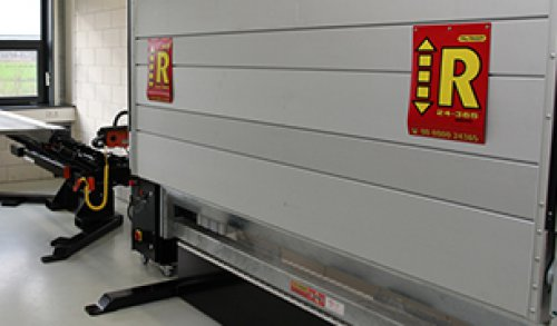Showroom Haco Tail Lift Parts